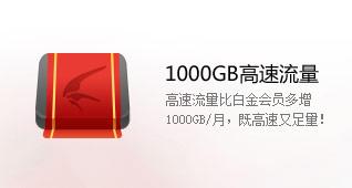 100万GB离线空间